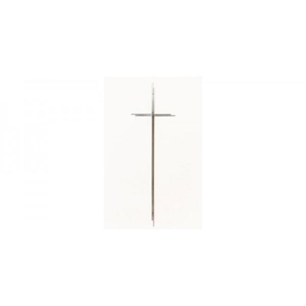 Kreuz glanz nickel ohne Korpus